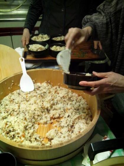 小豆島の郷土料理『かきまぜ』