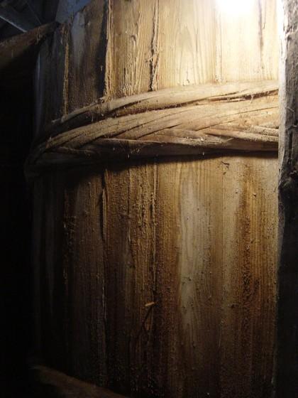現役の木桶